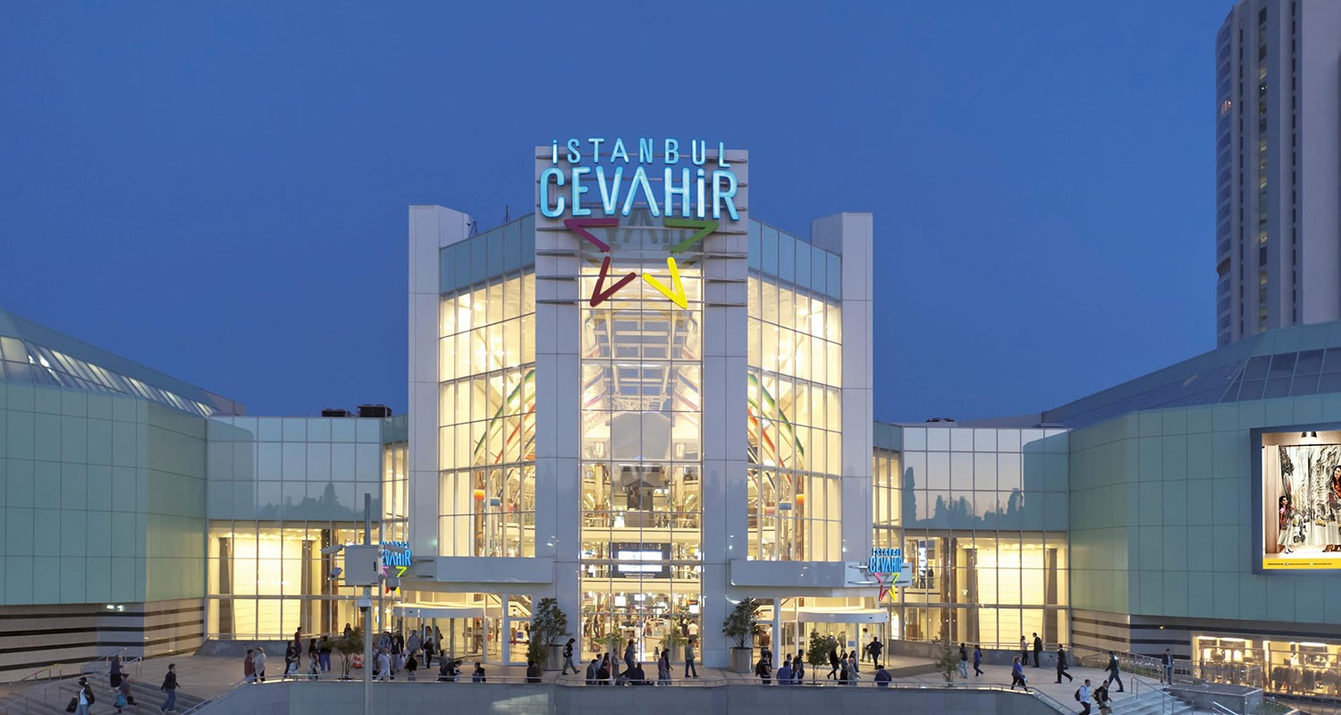 Biggest mall in the world, list10, istanbul cevahir