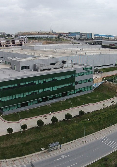 Areva ADH2 Distribution Transformers Production Facilities