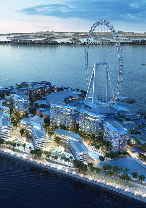 Bluewaters Wharf Retail