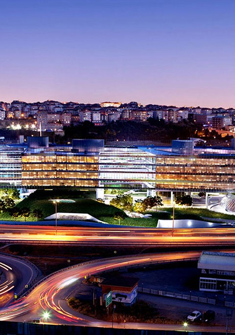 Garanti Bank Pendik Technology Campus Data Center